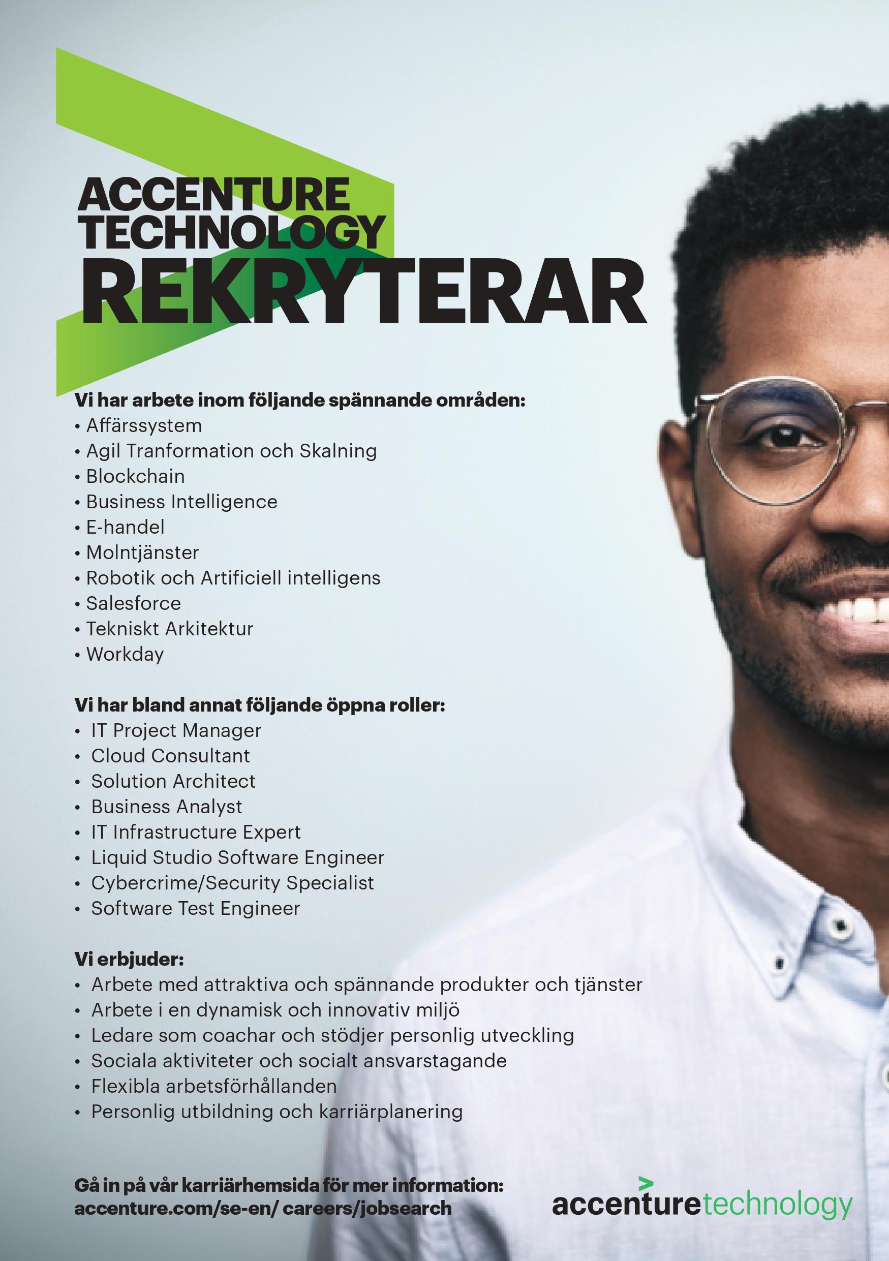 Accenture Technology Fulltime
