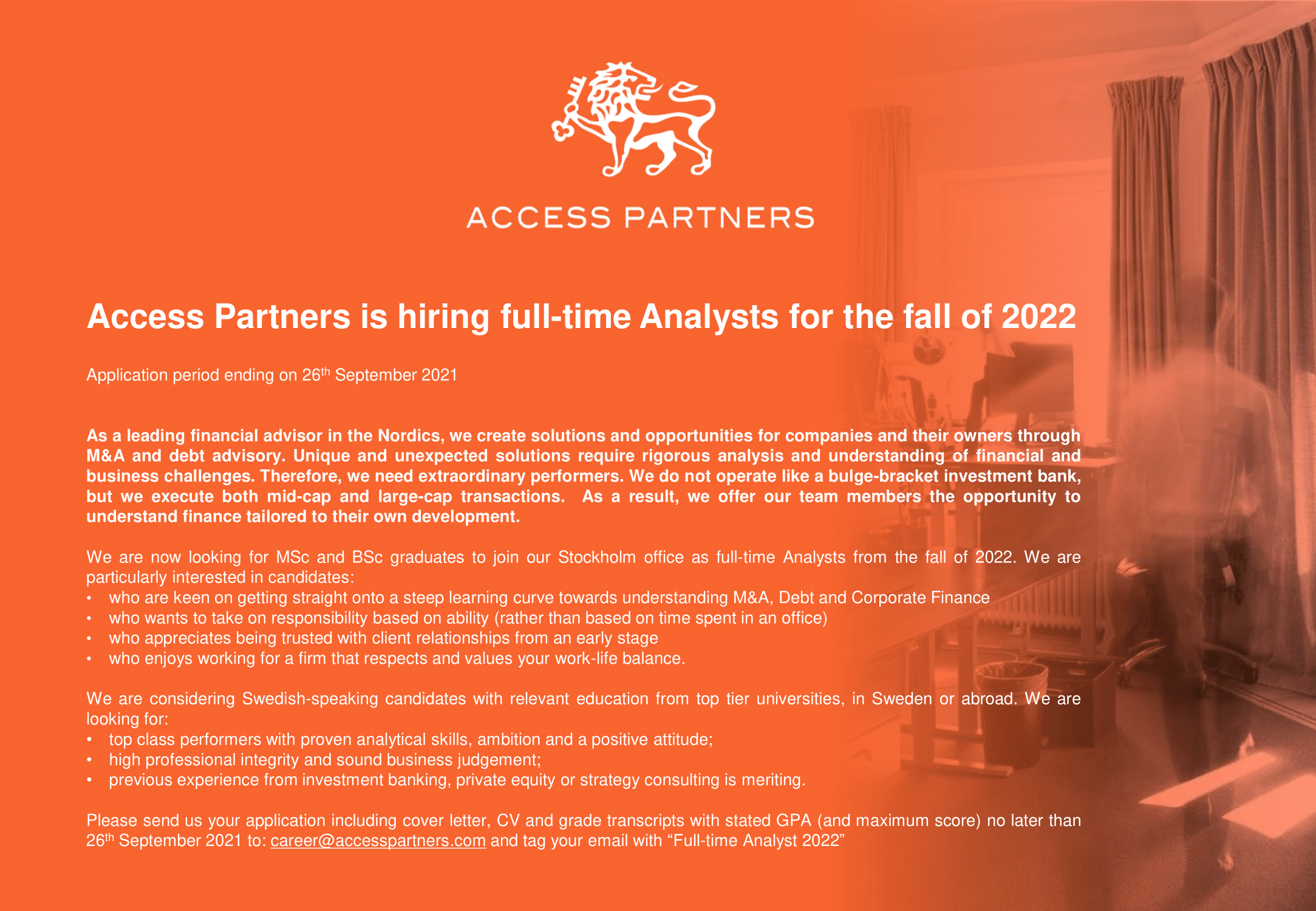 Access Partners